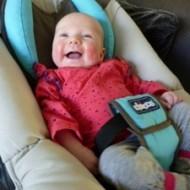 Olivia lacht