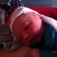 Tygo is geboren